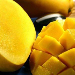 Frozen mango for export